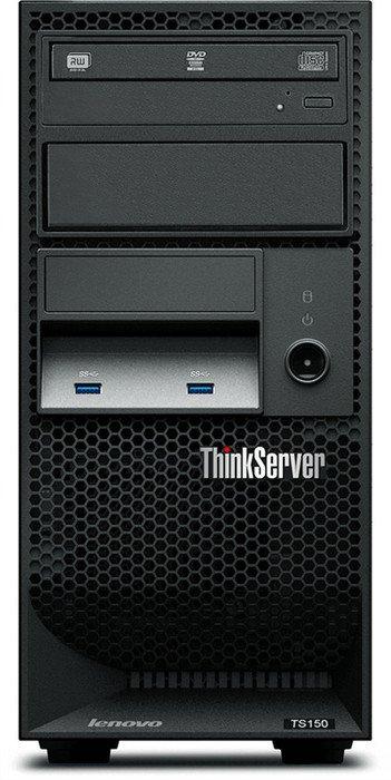 Lenovo ThinkServer TS150, Xeon E3-1245 v6, 8GB RAM (70UB001HEA)