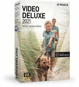 Magix Video DeLuxe 2021, ESD (deutsch) (PC)