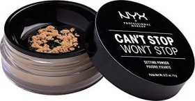 NYX Can't Stop Won't Stop Setting Powder medium, 6g