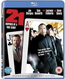 21 (Blu-ray) (UK)