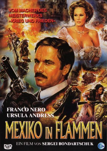 Mexiko in Flammen -- via Amazon Partnerprogramm