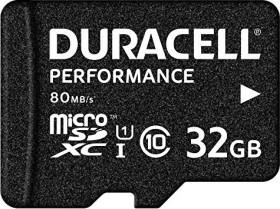 Duracell Performance R80 microSDHC 32GB, UHS-I U1, Class 10 (DRMSD32PE)