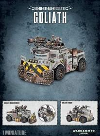 Games Workshop Warhammer 40.000 - Genestealer Cults - Goliath (99120117002)