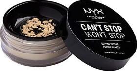 NYX Can't Stop Won't Stop Setting Powder light medium, 6g