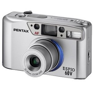 Pentax Espio 60V Data (10738)
