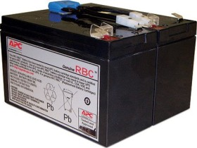 APC Replacement Battery Cartridge 142 (APCRBC142)