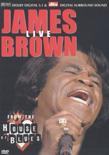 James Brown - Live at the House of Blues -- via Amazon Partnerprogramm