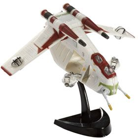 Revell Star Wars Republic Gunship easykit pocket (06729)