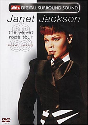 Janet Jackson - Velvet Rope Tour -- via Amazon Partnerprogramm