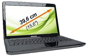 Medion Akoya E6221, Core i3-2310M, 4GB RAM, 500GB HDD (MD 97834)