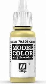 Vallejo Model Color 012 lasur yellow (70.806)