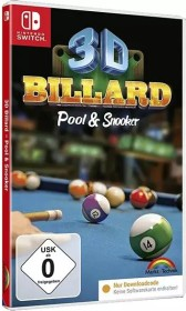 3D Billiards: Pool & Snooker (switch)