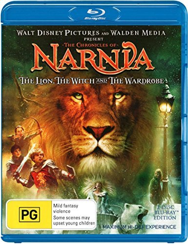 The Chronicles Of Narnia - The Lion, The Witch And The Wardrobe (Blu-ray) (UK) -- via Amazon Partnerprogramm