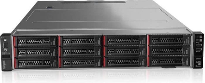 "Lenovo ThinkSystem SR590, 2x Xeon Gold 5118, 64GB RAM, 16x 2.5"" (7X99A022EA)"