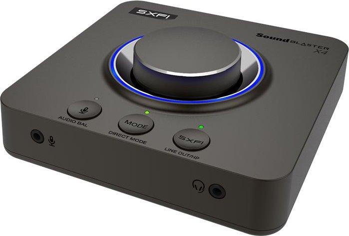 Creative Sound Blaster X4 (70SB181500000)