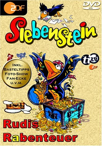 Siebenstein - Rudis Rabenteuer -- via Amazon Partnerprogramm