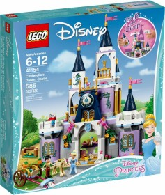 LEGO Disney Princess - Cinderella's Dream Castle (41154)