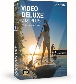 Magix Video DeLuxe 2021 Plus (deutsch) (PC)
