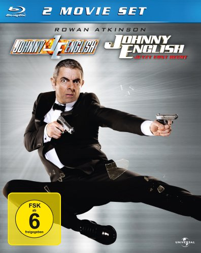 Johnny English - Jetzt only recht (Blu-ray) -- via Amazon Partnerprogramm