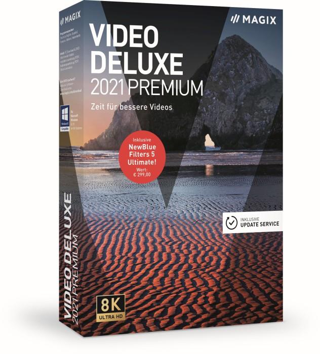 Magix Video Deluxe 2021 Pro Serial