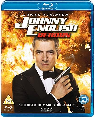 Johnny English Reborn (Blu-ray) (UK) -- via Amazon Partnerprogramm