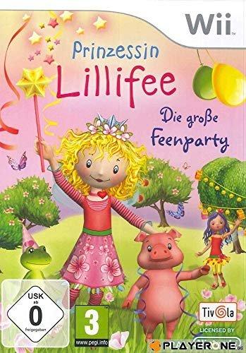 Prinzessin Lillifee - Die große Feenparty (deutsch) (Wii) -- via Amazon Partnerprogramm