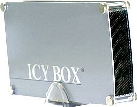 "RaidSonic Icy Box IB-350U silber, 3.5"", USB-A 2.0 (20350)"