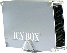 "RaidSonic Icy Box IB-350UE srebrny, 3.5"", USB-A 2.0/FireWire (20351)"