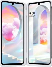 LG Velvet Dual Screen LMG905N aurora white
