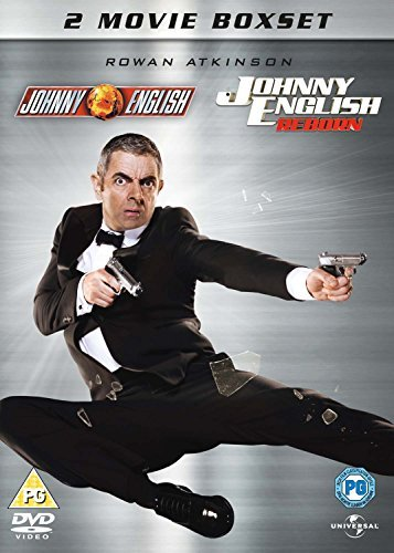 Johnny English/Johnny English Reborn (UK) -- via Amazon Partnerprogramm