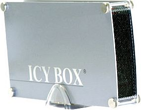 "RaidSonic Icy Box IB-350US silber, 3.5"", USB-B 2.0/SATA (20352)"
