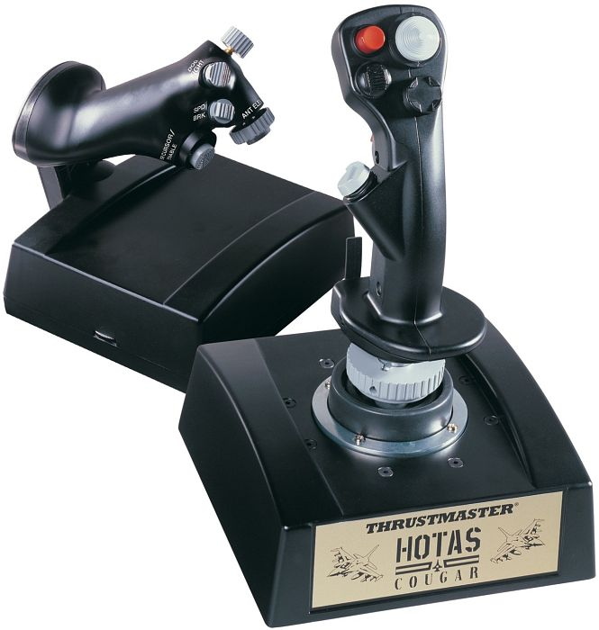 Thrustmaster Hotas Cougar, USB (PC) (2960534)