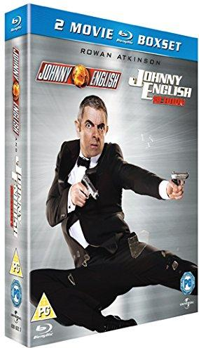 Johnny English/Johnny English Reborn (Blu-ray) (UK) -- via Amazon Partnerprogramm