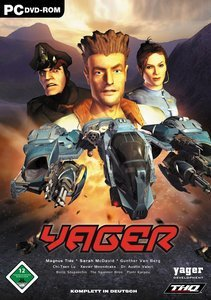 Yager (German) (PC)