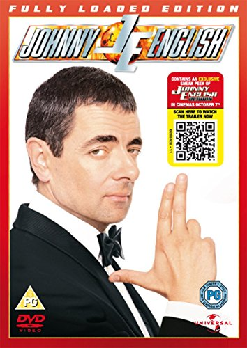 Johnny English (UK) -- via Amazon Partnerprogramm