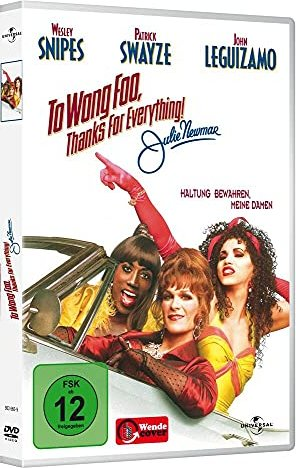 To Wong Foo, Thanks for Everything! Julie Newmar -- via Amazon Partnerprogramm