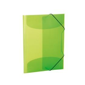 Herma Sammelmappe A3 transparent hellgrün (19520)