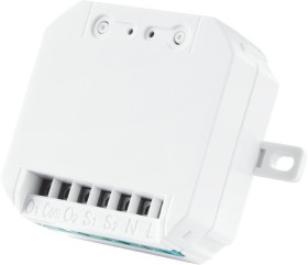 Trust Smart Home ACM-3000H2 built-in switch 2-way, switching actuator (71148)