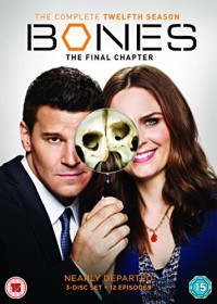 Bones Season 12 (DVD) (UK)