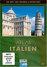 Discovery Atlas: Italien (DVD)