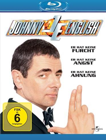 Johnny English (Blu-ray) -- via Amazon Partnerprogramm