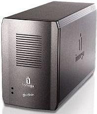 LenovoEMC StorCenter Network 1TB, USB 2.0/Gb LAN (33873)