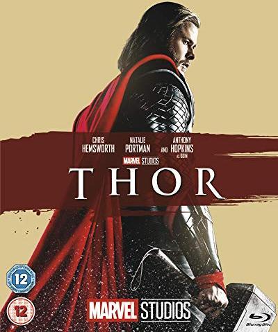 Thor (Blu-ray) (UK) -- via Amazon Partnerprogramm