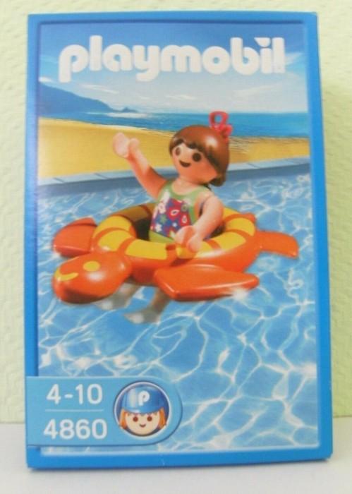 playmobil Summer Fun - Mädchen mit Schwimmreif (4860) -- via Amazon Partnerprogramm