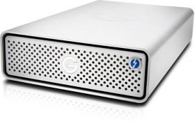 G-Technology G-Drive Thunderbolt 3 6TB, 2x Thunderbolt 3/USB-C 3.0 (0G05369/GDRETB3U3EB60001BDB)