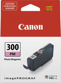 Canon Tinte PFI-300PM magenta photo (4198C001)