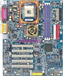 Gigabyte GA-8PE800 Pro, i845PE (PC-2700 DDR)