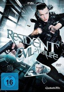 Resident Evil - Afterlife (UK)