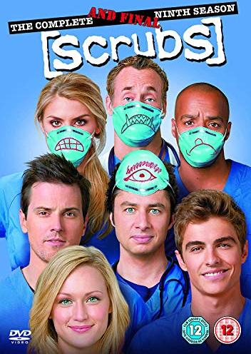 Scrubs Season 9 (UK) -- via Amazon Partnerprogramm