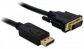 DeLOCK DisplayPort/DVI cable 2m (82591)
